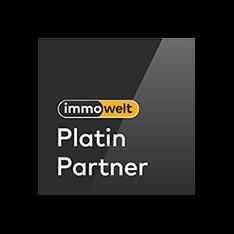 Platinpartner 2021 - Immowelt