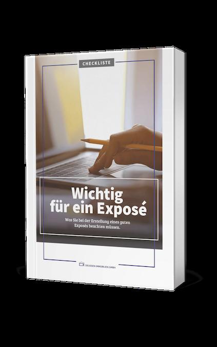 Checkliste Verkaufsexposé